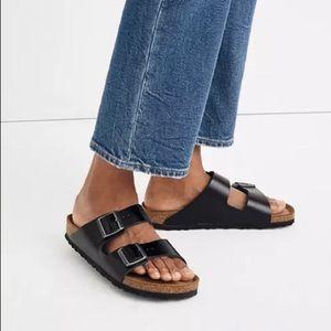 Birkenstock Arizona Black Sandals 5